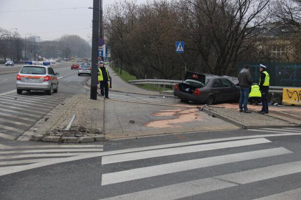 Nadal nie wiadomo, kto prowadził samochód Artur Węgrzynowicz / tvnwarszawa.pl