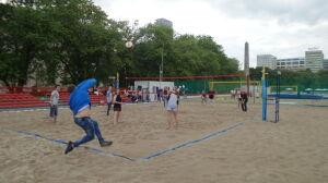Tysiąc ton piachu w centrum miasta. Ruszyła wyjątkowa plaża