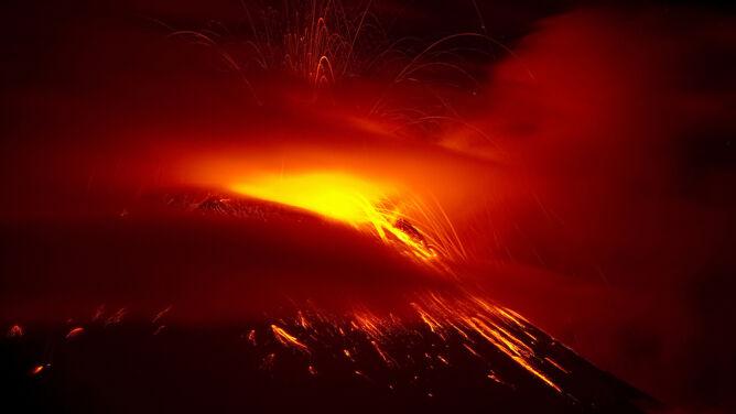 Odkrył wulkan, który zmienił klimat? Największa erupcja tysiącleci