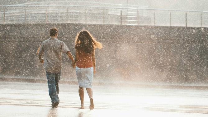 Pogoda na dziś: poniedziałek z przelotnym deszczem, od 20 do 25 stopni
