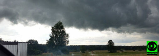 Burze w Polsce wygasły. Wyładowania pojawiały się w kilku województwach