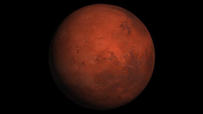 Najnowsze doniesienia naukowców na temat wody na Marsie