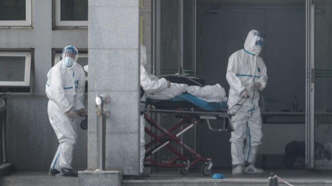 Groźny koronawirus z Chin <br />dotarł do Korei Południowej
