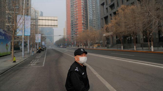 Koronawirus w Chinach. Mongolia zamyka drogowe przejścia graniczne