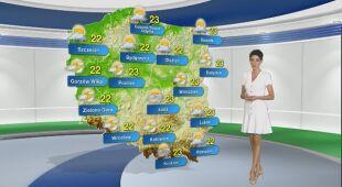 Prognoza pogody na środę 21.07