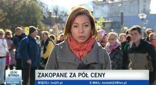Zakopane za pół ceny/TVN24